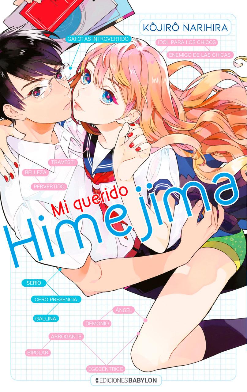 Mi querido Himejima, publicado por Ediciones Babylon